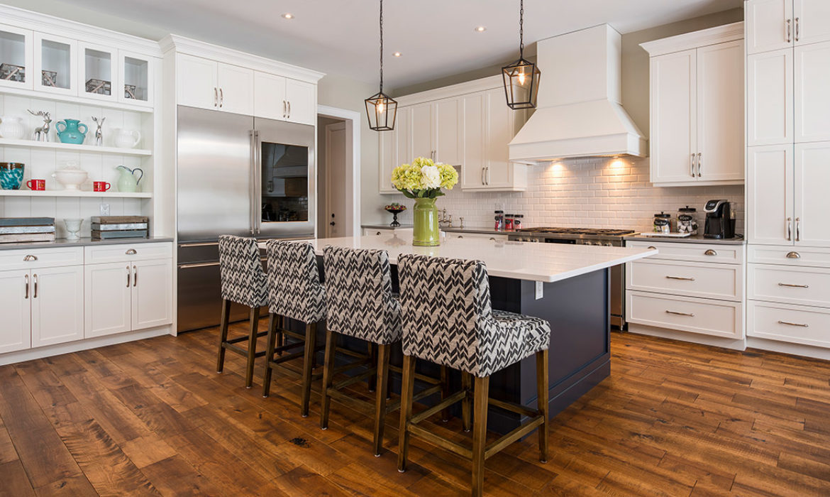 Barroclough Custom Home Project | Infinite Design And Interior