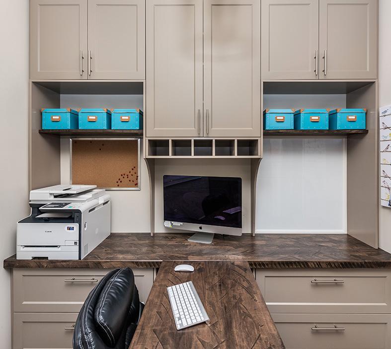 Custom organization and home renovations   Infinite Design And Interiors