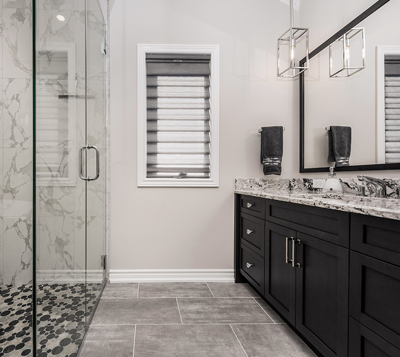 Custom Bathroom Renovations | Infinite Designs And Interiors