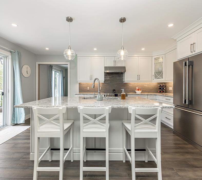 Custom Kitchen Renovations   Infinite Design And Interiors