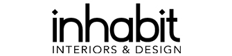 Inhabit Interiors & Design Logo